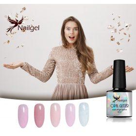 Opal Glitter Gellack