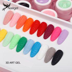 Farbgele
